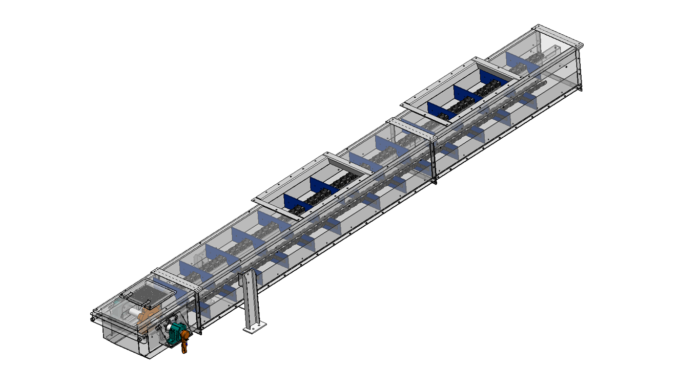Drag Conveyor Agri-Business